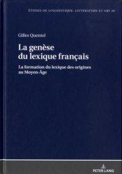 Dernières parutions sur Généralités, La genèse du lexique français