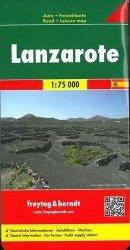 Dernières parutions sur Espagne, Lanzarote. 1/75 000