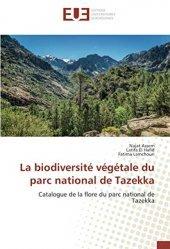 Dernières parutions sur Biologie , Physiologie végétale, La biodiversité végétale du parc national de Tazekka