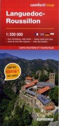 Dernières parutions dans Comfort! Map, Languedoc-Roussillon. 1/330 000