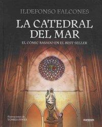 Dernières parutions sur BD et romans graphiques, La catedral del mar
