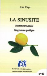 Nouvelle édition La sinusite
