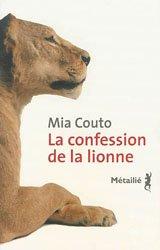 Dernières parutions dans , La confession de la lionne