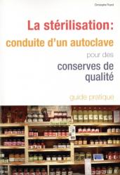 Dernières parutions sur Machines agricoles - Outils, La stérilisation