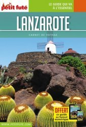 Dernières parutions sur Guides Canaries, Lanzarote