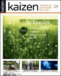 Dernières parutions dans Kaizen, La Lumière, clef du vivant, énergie de demain