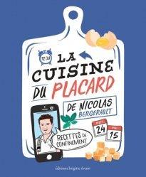 Dernières parutions sur Cuisine et vins, La cuisine du placard