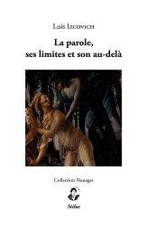 Dernières parutions dans Nouages, La parole, ses limites et son au-delà