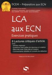 Souvent acheté avec Endocrinologie, le LCA aux ECN Exercices pratiques