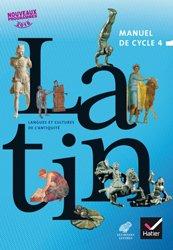 Dernières parutions dans Latin Collège, LCA Latin Cycle 4 (2017) : Manuel de l'Élève