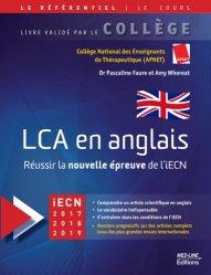 Dernières parutions dans Le référentiel Med-Line, LCA en anglais