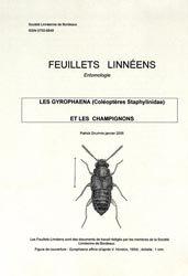 Souvent acheté avec Hybrides du genre Carabus, le Les Gyrophaena (Coléoptères Staphylinidae) et les champignons