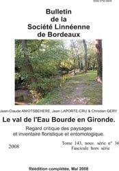 Nouvelle édition Le val de l'Eau Bourde en Gironde