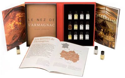 Dernières parutions dans Nez du vin, Le Nez de l'Armagnac 12 arômes