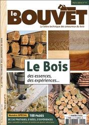 Dernières parutions sur Menuiserie - Ebenisterie, Le Bois : des essences, des expériences