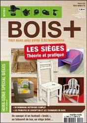 Dernières parutions sur Menuiserie - Ebenisterie, Les sièges : théorie et pratique