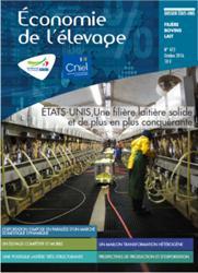 Dernières parutions sur Production laitière et dérivés, Les filières Bovins Lait aux Etats-Unis