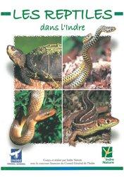 Dernières parutions sur Reptiles, Les reptiles dans l'Indre