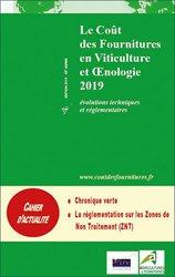 Souvent acheté avec Le vin Rosé, le Le coût des fournitures en viticulture et oenologie 2019