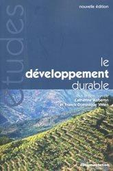 Dernières parutions dans Les Études, Le développement durable