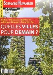 Dernières parutions sur Urbanisme, Les Grands Dossiers des Sciences Humaines Hors-série, février-mars 2020 : Quelles villes pour demain