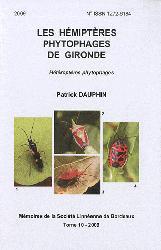 Souvent acheté avec Les Gyrophaena (Coléoptères Staphylinidae) et les champignons, le Les hémiptères phytophages de Gironde