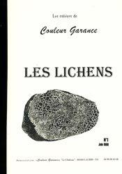 Dernières parutions sur Mousses - Lichens - Fougères, Les Lichens