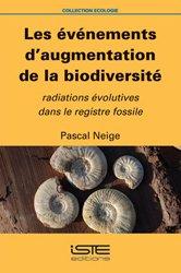 Dernières parutions sur Paléoanthropologie, Les événéments d'augmentation de la biodiversité