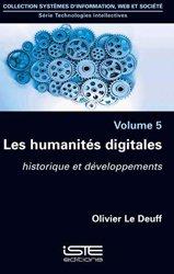 Les humanités digitales