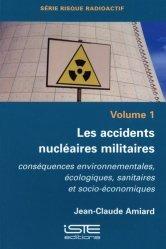 Dernières parutions sur Énergies, Les accidents nucléaires militaires