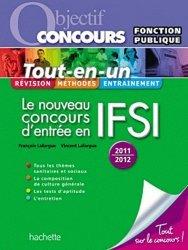 Souvent acheté avec Nouveau concours IFSI, le Le nouveau concours d'entrée en IFSI  2011-2012