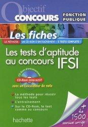 Souvent acheté avec IFSI Annales corrigées Concours 2013, le Les tests d'aptitude au concours IFSI