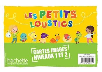 Dernières parutions sur Enfants et Préadolescents, Les Petits Lousics - Cartes Images Niveaux 1 et 2