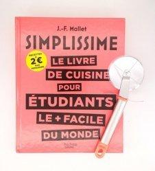 Dernières parutions dans Simplissime, Le livre de cuisine pour étudiants le plus facile du monde. Avec un cadeau