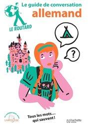 Dernières parutions dans Guide de conversation Routard, Le guide de conversation allemand