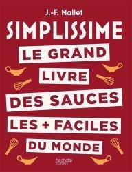 Dernières parutions dans Simplissime, Les sauces les + faciles du monde