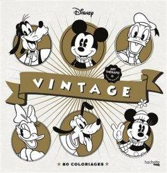 Dernières parutions sur Illustration, Les grands carrés bodoni Disney vintage