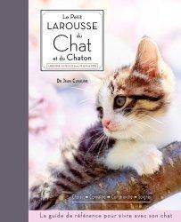 Dernières parutions dans Nature, Le petit Larousse du chat et du chaton