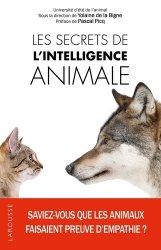 Souvent acheté avec Physiologie animale, le Les secrets de l'intelligence animale
