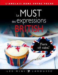 Dernières parutions dans Les langues dans la poche, Le must des expressions british