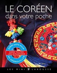 Dernières parutions dans Les Mini Larousse, Le coréen dans votre poche