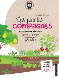 Dernières parutions sur Création et entretien du potager, Les Plantes compagnes