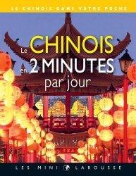 Dernières parutions sur Auto apprentissage (parascolaire), Le chinois en 2 minutes par jour