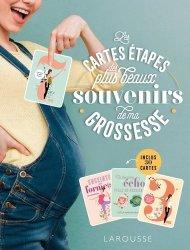 Dernières parutions sur Grossesse - Accouchement - Maternité, Les cartes étapes des plus beaux souvenirs de ma grossesse