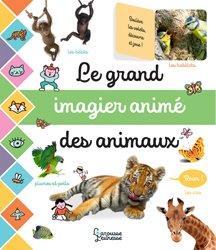 Souvent acheté avec Ma maternelle avec Montessori, le Le grand imagier animé des animaux