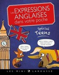Dernières parutions sur Outils d'apprentissage, Les expressions anglaises dans votre poche