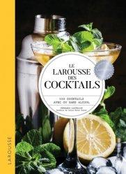 Dernières parutions sur Cocktails, Le Larousse des cocktails