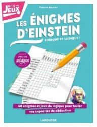 Dernières parutions sur Jeux mathématiques, Les énigmes d'EINSTEIN