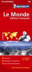 Dernières parutions sur Atlas routiers monde, Le monde. Edition française 1/28 500 000, Edition 2012