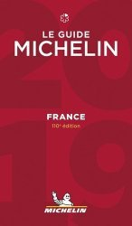 Nouvelle édition Le guide Michelin France